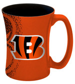 Cincinnati Bengals 14 oz Mocha Coffee Mug