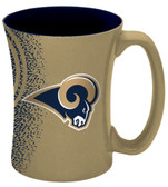 St. Louis Rams 14 oz Mocha Coffee Mug
