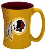 Washington Redskins 14 oz Mocha Coffee Mug