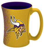 Minnesota Vikings 14 oz Mocha Coffee Mug