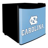 North Carolina Tar Heels Dorm Room Fridge