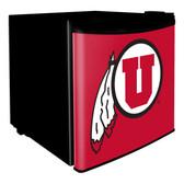 Utah Utes Dorm Room Fridge