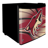 Phoenix Coyotes Dorm Room Fridge