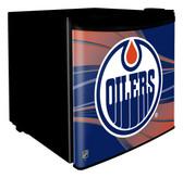 Edmonton Oilers Dorm Room Fridge