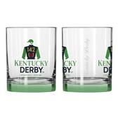 142nd Kentucky Derby Elite Rocks Glass