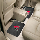"Arizona Diamondbacks Backseat Utility Mats 2 Pack 14""x17"""