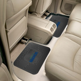 "Seattle Mariners Backseat Utility Mats 2 Pack 14""x17"""