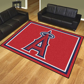 Los Angeles Angels 8'x10' Rug
