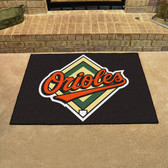 "Baltimore Orioles All-Star Mat 33.75""x42.5"""