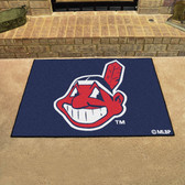"Cleveland Indians All-Star Mat 33.75""x42.5"""