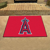 "Los Angeles Angels All-Star Mat 33.75""x42.5"""