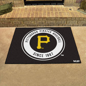 "Pittsburgh Pirates All-Star Mat 33.75""x42.5"""