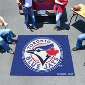 Toronto Blue Jays Tailgater Rug 5'x6'