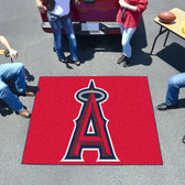 Los Angeles Angels Tailgater Rug 5'x6'