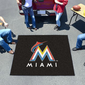 Miami Marlins Tailgater Rug 5'x6'
