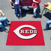 Cincinnati Reds Tailgater Rug 5'x6'