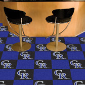 "Colorado Rockies Carpet Tiles 18""x18"" tiles"