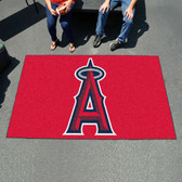 Los Angeles Angels Ulti-Mat 5'x8'