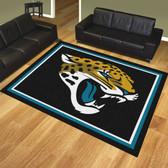 Jacksonville Jaguars 8'x10' Rug