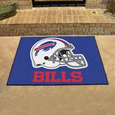 "Buffalo Bills All-Star Mat 33.75""x42.5"""