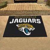 "Jacksonville Jaguars All-Star Mat 33.75""x42.5"""