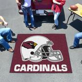 Arizona Cardinals Tailgater Rug 5'x6'