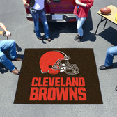 Cleveland Browns Tailgater Rug 5'x6'