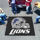 Detroit Lions Tailgater Rug 5'x6'