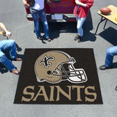 New Orleans Saints Tailgater Rug 5'x6'