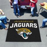 Jacksonville Jaguars Tailgater Rug 5'x6'