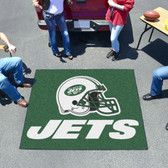 New York Jets Tailgater Rug 5'x6'