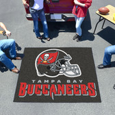 Tampa Bay Buccaneers Tailgater Rug 5'x6'
