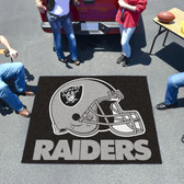 Oakland Raiders Tailgater Rug 5'x6'