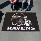 Baltimore Ravens Ulti-Mat 5'x8'