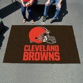 Cleveland Browns Ulti-Mat 5'x8'