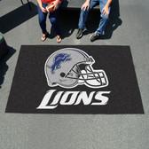 Detroit Lions Ulti-Mat 5'x8'