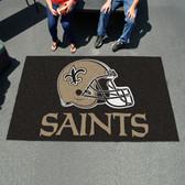 New Orleans Saints Ulti-Mat 5'x8'
