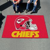 Kansas City Chiefs Ulti-Mat 5'x8'