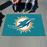 Miami Dolphins Ulti-Mat 5'x8'