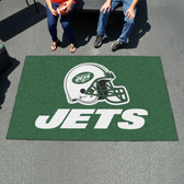 New York Jets Ulti-Mat 5'x8'