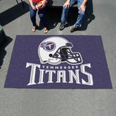 Tennessee Titans Ulti-Mat 5'x8'