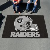 Oakland Raiders Ulti-Mat 5'x8'