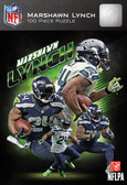 Marshawn Lynch Seattle Seahawks 100 Piece Puzzle