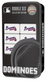 Atlanta Braves Dominoes
