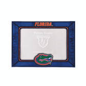 Florida Gators  2015 Art Glass Frame