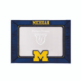 Michigan Wolverines  2015 Art Glass Frame