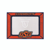 Oklahoma State Cowboys  2015 Art Glass Frame