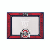Ohio State Buckeyes  2015 Art Glass Frame