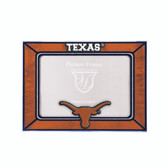 Texas Longhorns 2015 Art Glass Frame