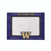 Washington Huskies 2015 Art Glass Frame